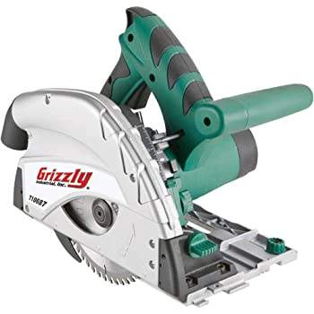 """Grizzly Industrial T10687-6-1/4"""" Track Saw"""