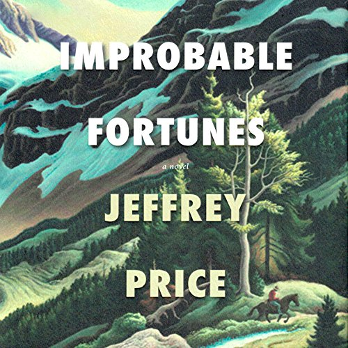 Improbable Fortunes audiobook cover art