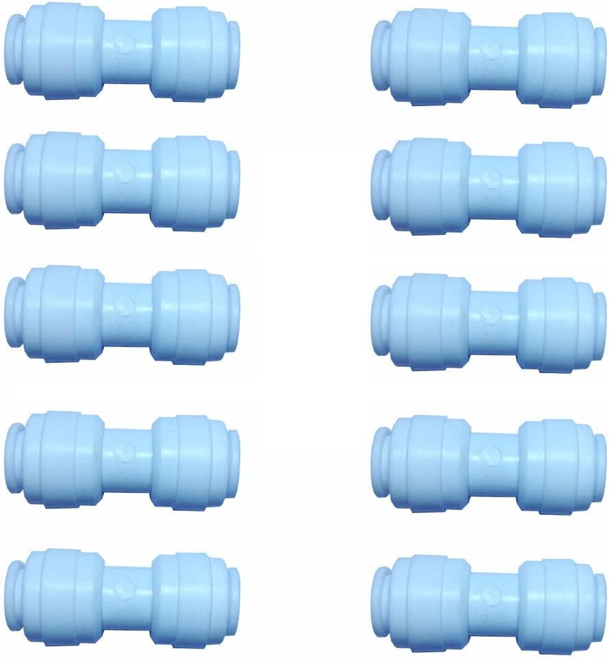 YZM Quick New 2021 new sales Connect fittings RO Water Filters of straight 10 set