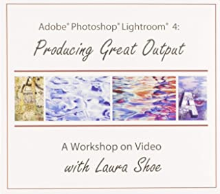 Adobe Photoshop Lightroom 4: Producing Great Output (A Workshop on Video)