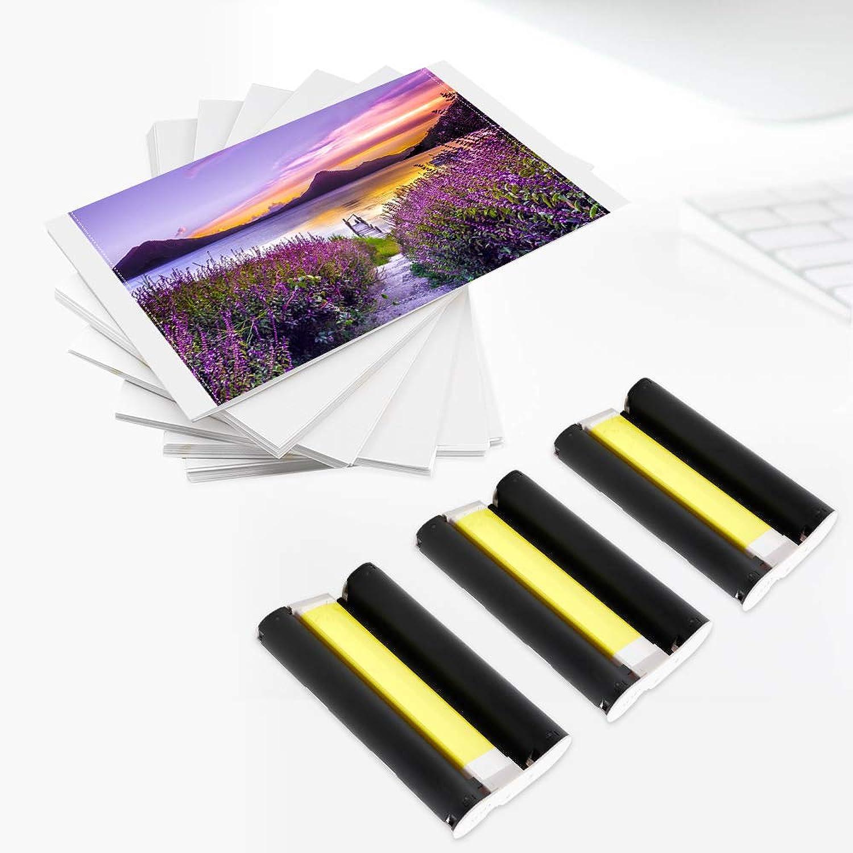 Kompatibel mit Canon Selphy KP-108IN 3x Farbtintenkassette und 108x 108x 108x Papierblätter CP Serie Fotodrucker 100 x 148 mm Postkartengröße CP780 CP790 CP810 CP810 CP820 CP900 CP910 CP1000 CP1200 CP1300 B01NGT5DCG | Hohe Qualität und Wirtschaftlic 34fb47