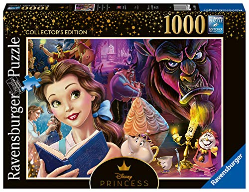Ravensburger 16486 Disney Princess Heroines No.2-Beauty & The Beast 1000 Piece Jigsaw Puzzle for...