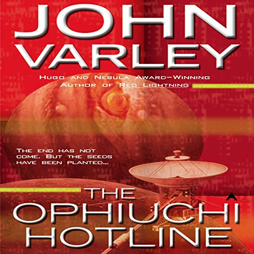 The Ophiuchi Hotline cover art