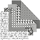 Papel original para origami, 15 x 15 cm