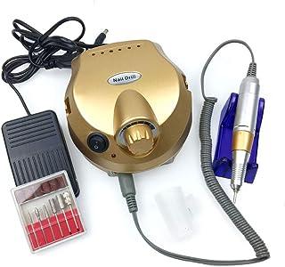 ネイル電動グラインダー30000 rpmネイルリムーバー202(5色),Gold