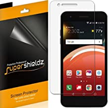 (6 Pack) Supershieldz for LG Zone 4 (Verizon) Screen Protector, High Definition Clear Shield (PET)