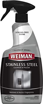 Weiman 22 fl. oz Stainless Steel Cleaner and Polish