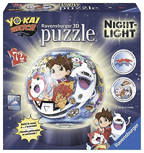 Preisvergleich Produktbild yo-Kai Watch Ravensburger Puzzle Lampe (11827)