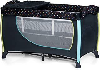 comprar comparacion Hauck Sleep N Play Center II - Cuna de viaje 7 piezas de 0 meses a 15 kg, altura recién nacido, apertura lateral, cambiado...