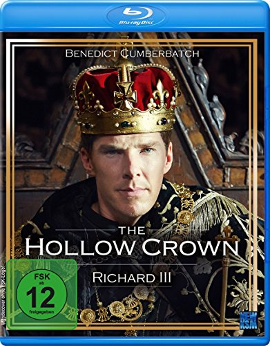 The Hollow Crown - Richard III [Blu-ray]