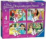 Ravensburger- Princesa Disney Pricess, Multicolor (3079)