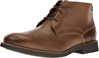haix brown leather boots
