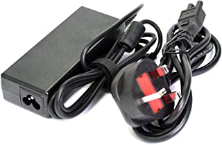 Trands Laptop Charger for HP 19V 4.74A Big Black Pin With Power Cable