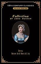 Jane Austen collection: Emma & Sense and Sensibility BY Jane Austen (English Edition)