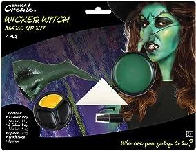 Amscan International 9901422 Wicked heks make-up k...