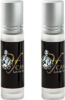 EGYPTIAN COTTON Perfume Roll On Fragrance Oil 2 x 10ml CRUELTY FREE
