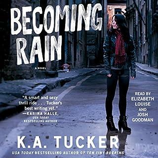 Becoming Rain audiobook cover art