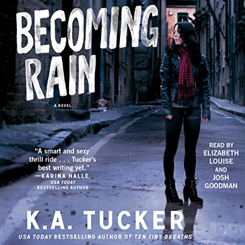 Becoming Rain audiobook cover art