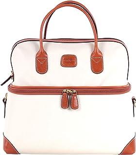 Bric's Firenze Beauty Case, 35 cm, White (Cream)