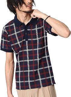 [ ジップファイブ ] ZIP FIVE ポロシャツ メンズ 接触冷感 クイックドライ 速乾 鹿の子ポロシャツ br2011
