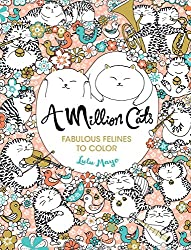 a million cats to color