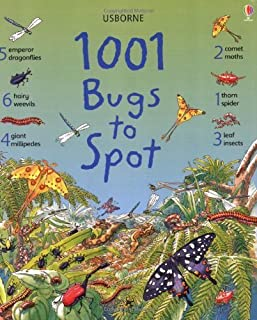 1001 Bugs to Spot by G. Doherty (2005-03-25)