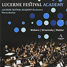 Boulez & Lucerne Festival Academy Orchestra (2011-06-28)