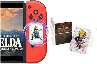 Newest Version 24Pcs The Legend of Zelda Breath of The Wild NFC Cards, Link's Awakening Zelda Botw Game Rewards Cards. Com...