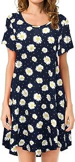 t shirt swing dress