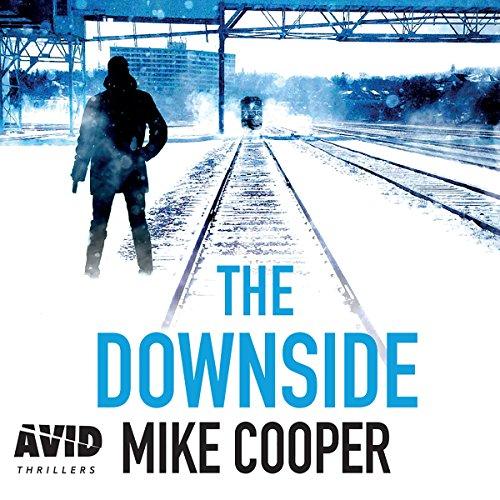 The Downside audiobook cover art