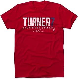 500 LEVEL Trea Turner Shirt - Washington Baseball Men's Apparel - Trea Turner Turner7