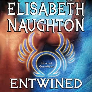 Entwined     Eternal Guardians Series, Book 2              By:                                                                                                                                 Elisabeth Naughton                               Narrated by:                                                                                                                                 Elizabeth Wiley                      Length: 11 hrs and 19 mins     471 ratings     Overall 4.3