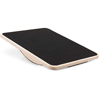 """Yes4All Professional Rocker Wooden Balance Board 