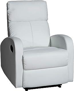 MOMMA HOME Sillón Relax reclinable Med - Modelo TAVIRA -