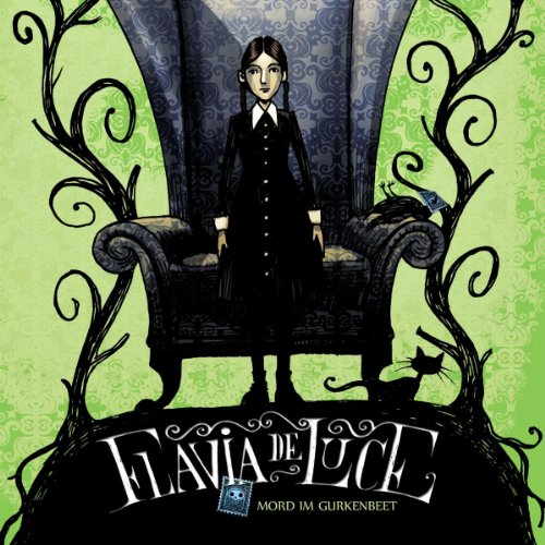 Mord im Gurkenbeet (Flavia de Luce 1) audiobook cover art