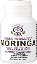 Ankh Rah Moringa 80 Tablets 80 g Estimated Price : £ 20,74