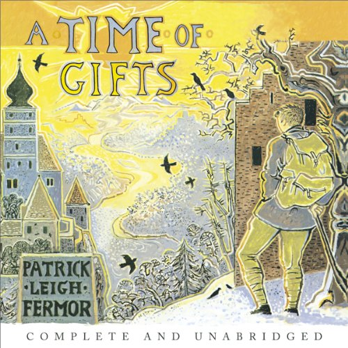 A Time of Gifts     On Foot to Constantinople: from the Hook of Holland to the Middle Danube              By:                                                                                                                                 Patrick Leigh Fermor                               Narrated by:                                                                                                                                 Crispin Redman                      Length: 12 hrs and 51 mins     4 ratings     Overall 3.0