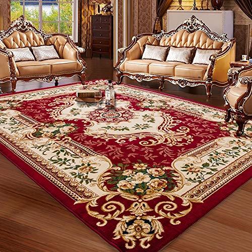 CKILOM Vintage Tribal Medaillon Bereich Teppich Europa und Amerika-populäres Handwerk Multi Color...