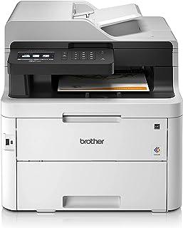 BROTHER MFC-L3745CDW Colour Laser Multi-Function Centre, Wireless/USB 2.0, Printer/Scanner/Copier/Fax Machine, 2 Sided Pri...