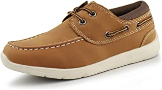 Sponsored Ad - Hawkwell Kids Boys Loafers Casual Boat Shoes(Toddler/Little Kid)