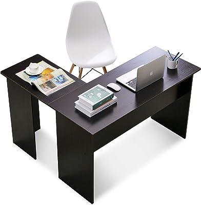 Amazon.com: OFM 66266-OAK Mesa Series Double Pedestal ...