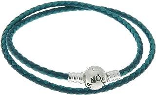 Best pandora woven leather charm bracelet Reviews