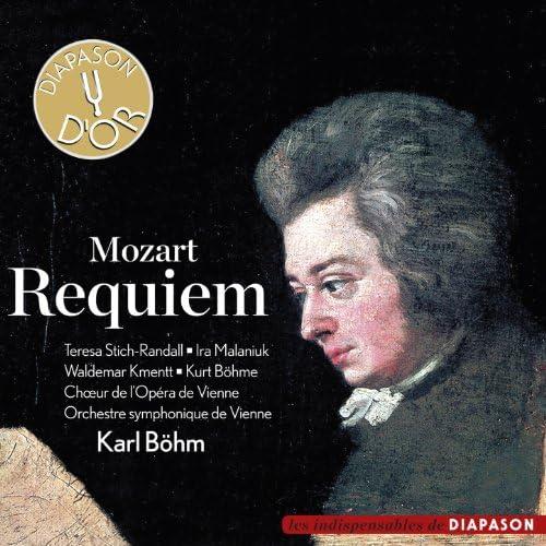 Karl Böhm, Teresa Stich-Randall, Ira Malaniuk, Waldemar Kmentt, Kurt Böhme, Chœur de l'opéra de Vienne & Orchestre Symphonique de Vienne