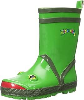Kidorable Boys' Frog Rain Boots