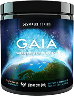 GAIA by Chaos and Pain (Peach Mango) Super Fruits and Greens
