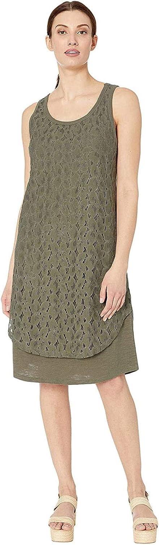Tribal Women's Dress Skirt Sleeveless Feminine Comfortable Lace Tank