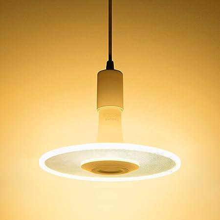 Linkind Luminaires Suspendus Star Cloud LED 11W Ampoule (câble inclus) Luminaire suspendu blanc chaud 1100lm, adapté pour douille E27, lampe design pour cuisine
