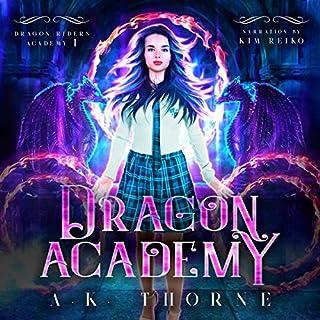 Dragon Academy cover art