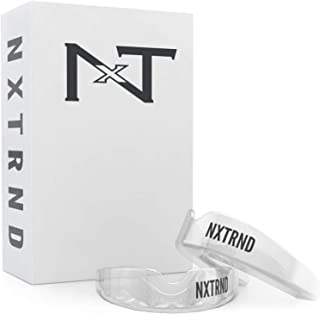 Nxtrnd Classic Mouth Guard Sports – 2 Pack of Thin Professional Mouthguards for Boxing, Football, MMA, and More