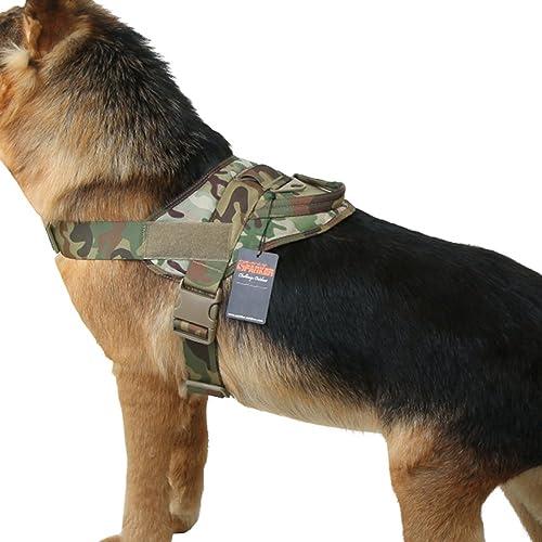 K9 Harness for German Shepherd: Amazon com